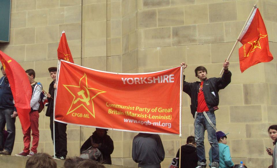 Bedroom Tax demo in Leeds