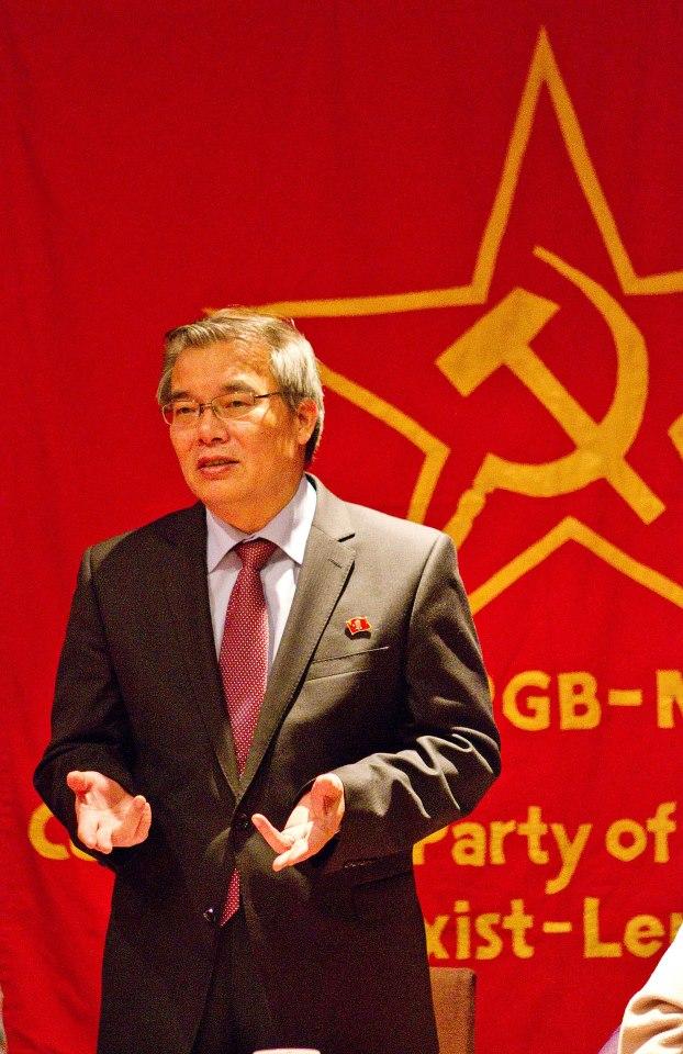 DPRK Ambassador