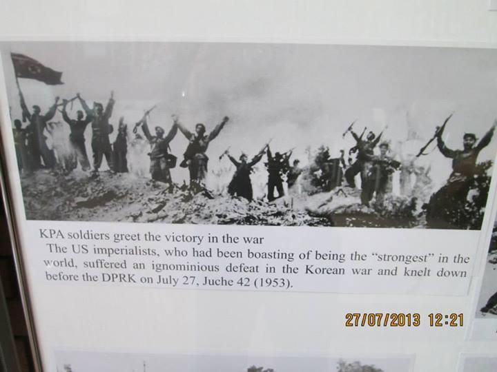 Victory in Korea