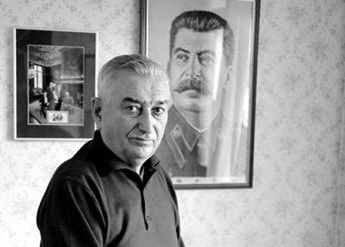 Stalin's grandson