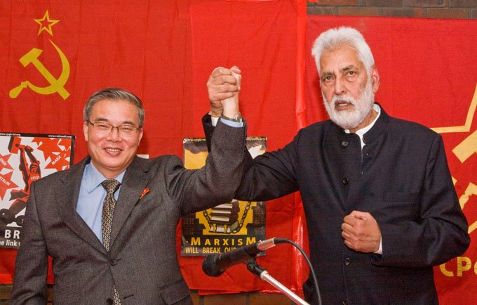 October Revolution Celebrations Southall LDN 2013