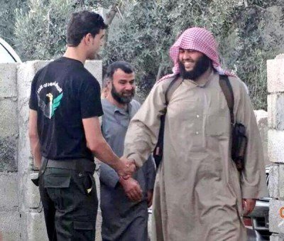 FSA and al-Nusra cooperation in Idlib